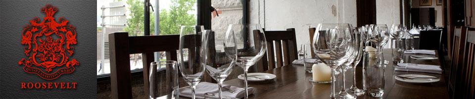 Roosevelt Wine Cellar Restaurant (罗斯福酒窖餐厅)